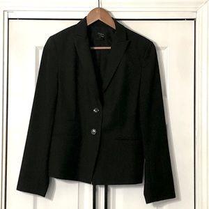 Ann Taylor Basic Black Blazer-Size 6